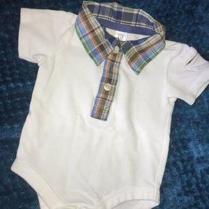 Baby boy GAP onesie